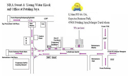 NRA Sweet & Young Water Kiosk and Office at Petaling Jaya